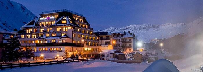 Obergurgl Hotel Alpenland