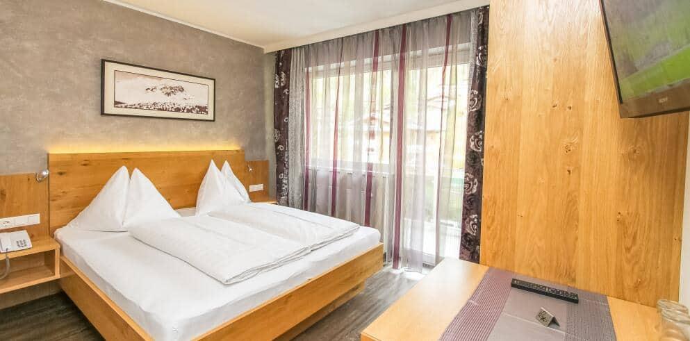 Hotel Almrausch Zimmer