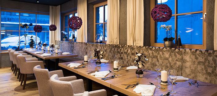 Boutiquehotel die Alpbacherin Restaurant