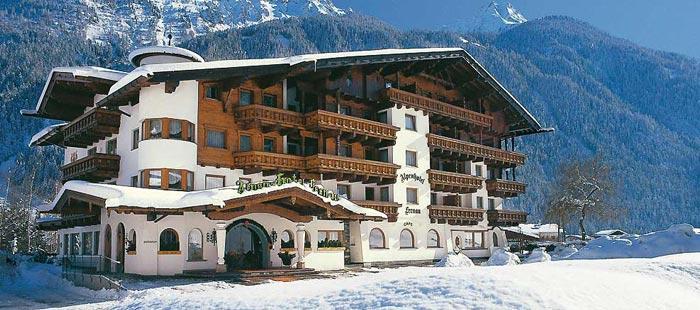Alpenhotel Fernau stubaital