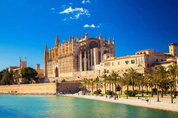 Mallorca Gutschein Kathedrale