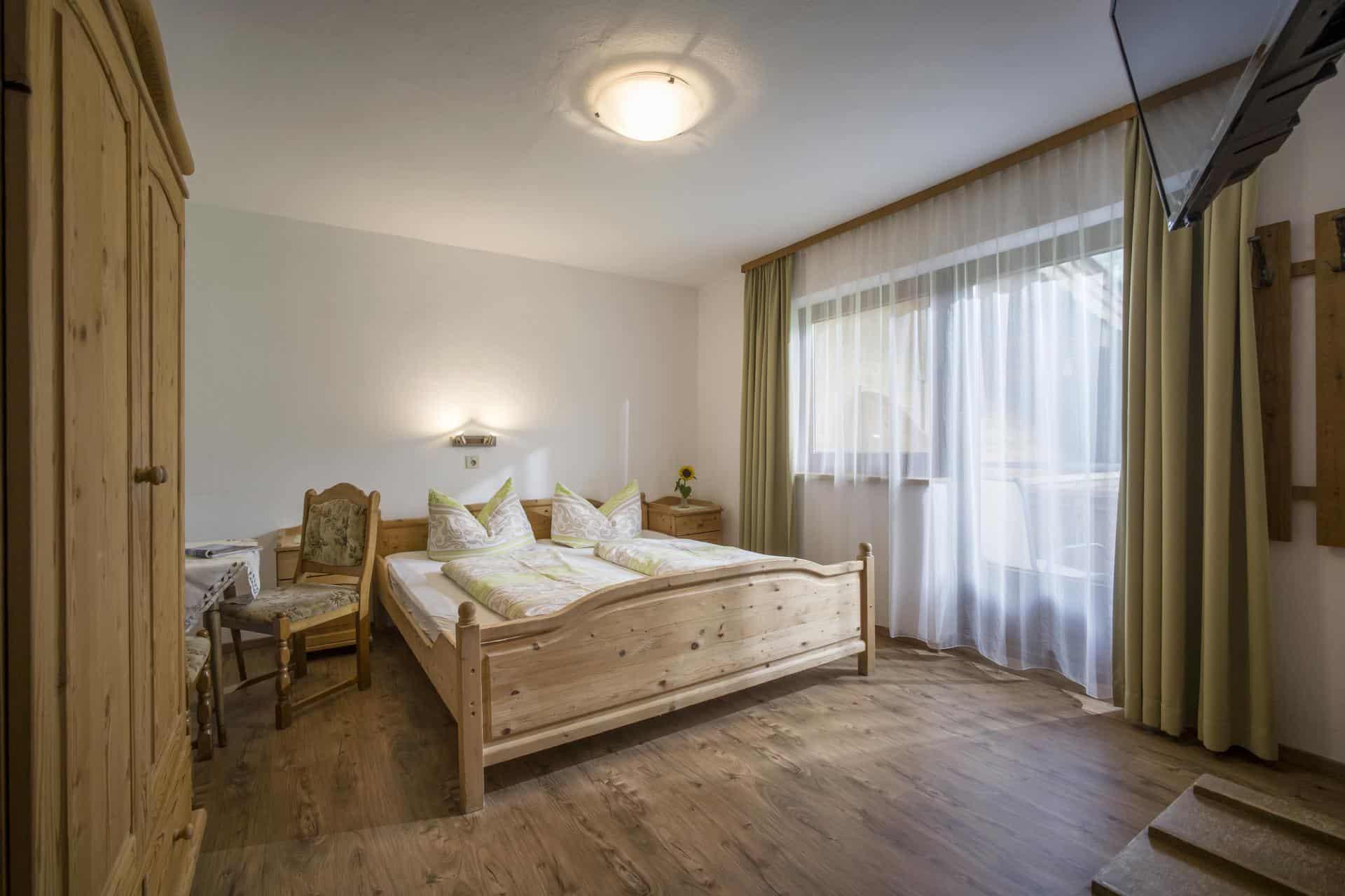 Hotel Alpina Zimmer