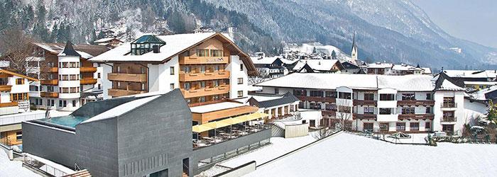 Hotel Schwarzbrunn – Stans – Tirol