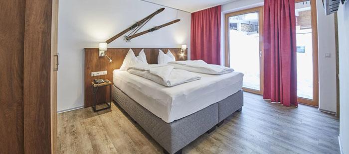AlpenParks Hotel & Apartment Sonnleiten Zimmer
