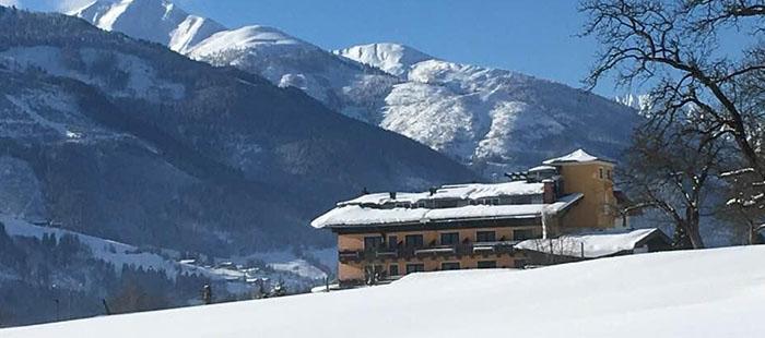 Hotel Tauernhex Gutschein Winter