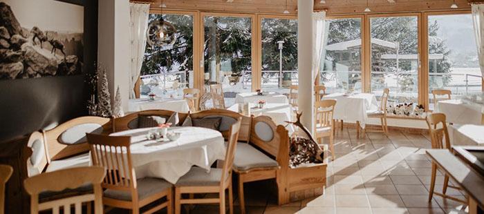 Hotel Tauernhex Gutschein Restaurant