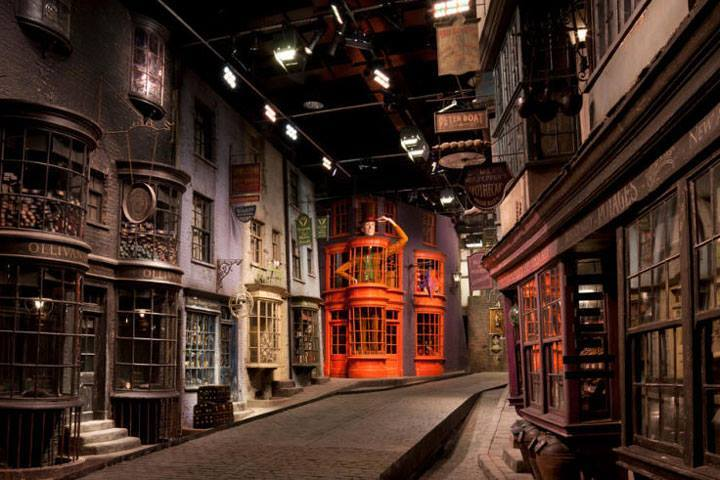 Harry Potter London 2
