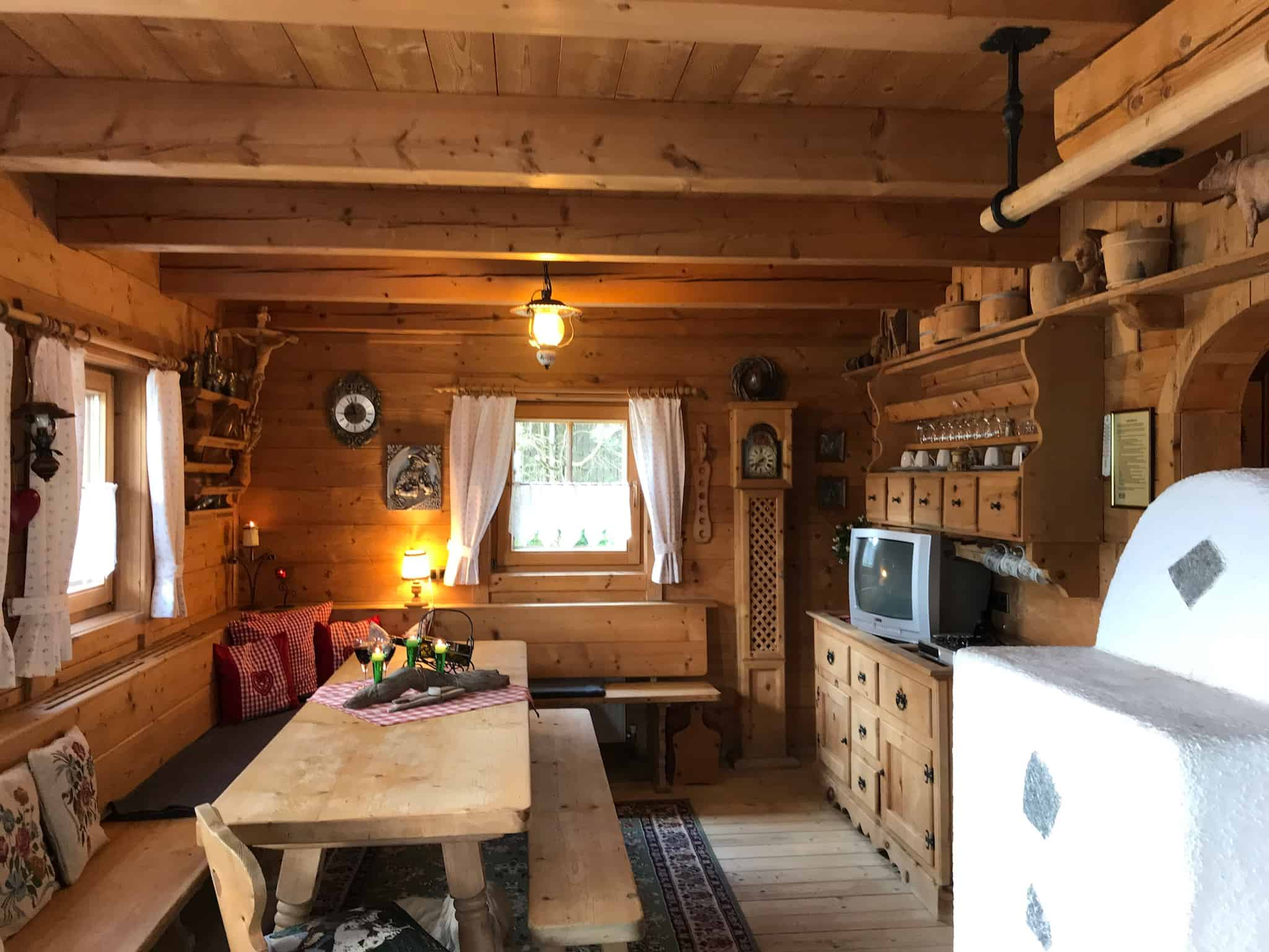 Magdalena Hütte Zillertal Zimmer