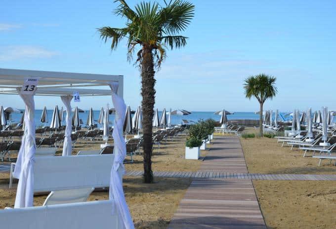 Savoy Beach Hotel Strand