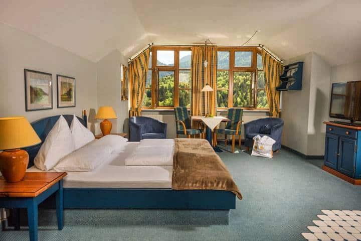 Mondi-Holiday Seeblickhotel Grundlsee Zimmer