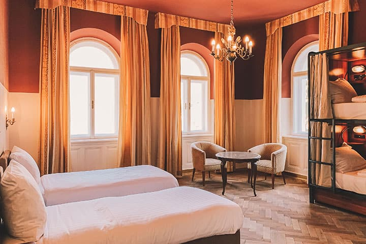 Selina Bad Gastein Zimmer