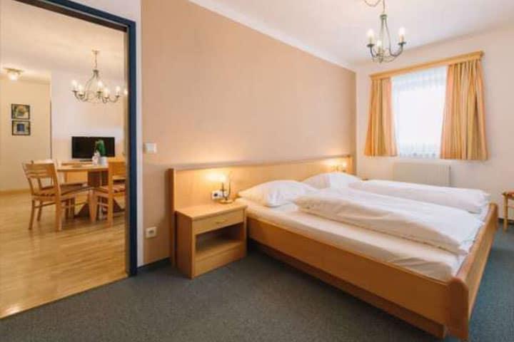 Appartementanlage Magic Mountains Zauchensee