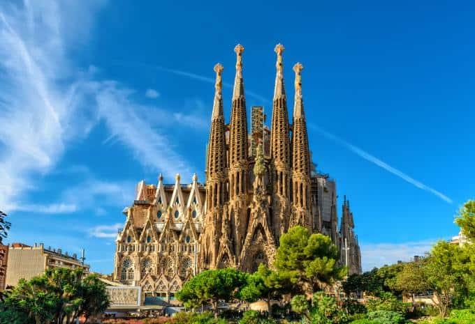 MSC Fantasia Barcelona