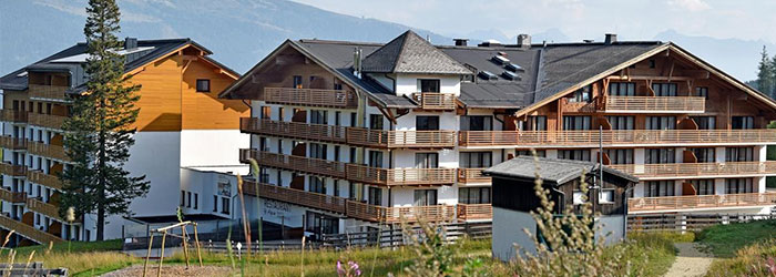 Das Alpenhaus Katschberg