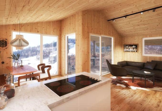 Kreischberg Residences Apartment