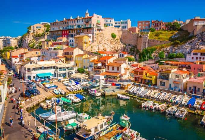 MSC Fantasia Marseille
