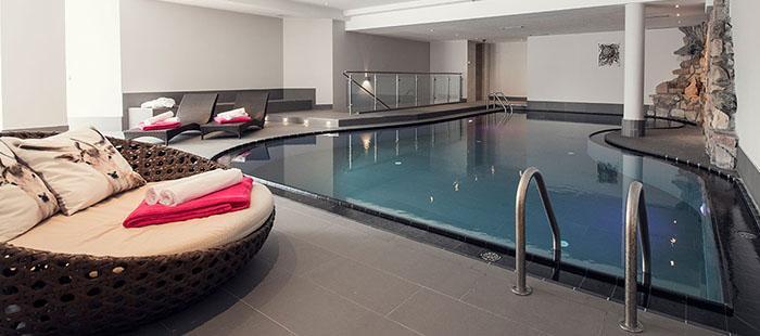 Alpin Art & Spa Hotel Naudererhof Pool