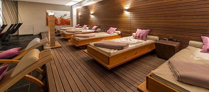 Alpin Art & Spa Hotel Naudererhof Wellness