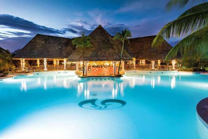 Riviera Maya Urlaub Hotelpool