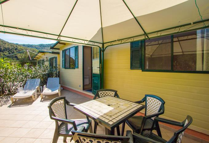 Camping Oliva Mobile Home