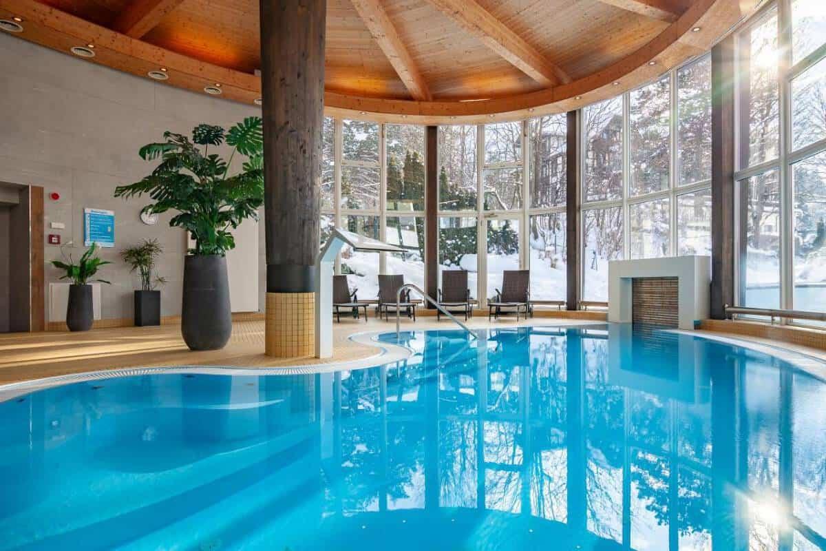 Igsl Hotel Bon Alpina Pool