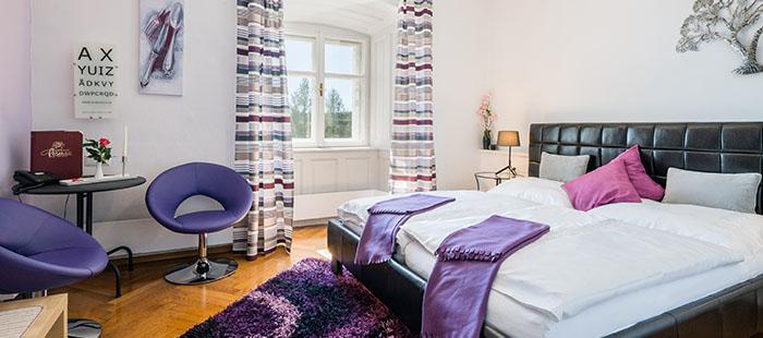 Schlosshotel Rosenau Zimmer