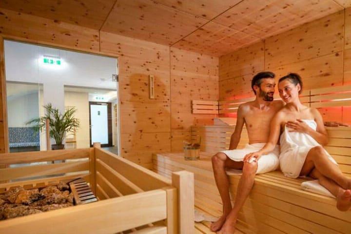 JUFA Alpenhotel Saalbach Sauna