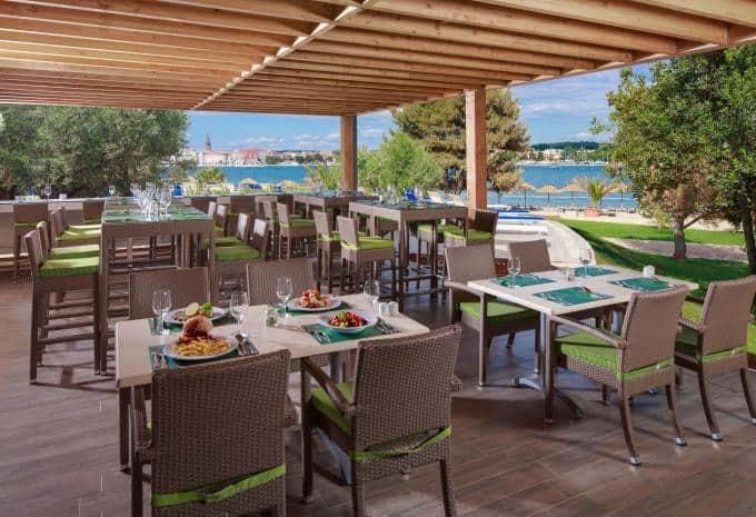 ISABELLA Valamar Collection Island Resort Terasse