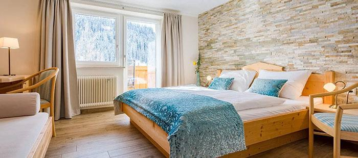 Wald im Pinzgau Hotel Zimmer