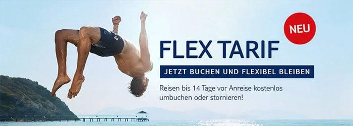 TUI Flex Tarif