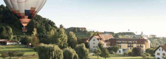 Ballonhotel – Kaindorf bei Hartberg – Steiermark