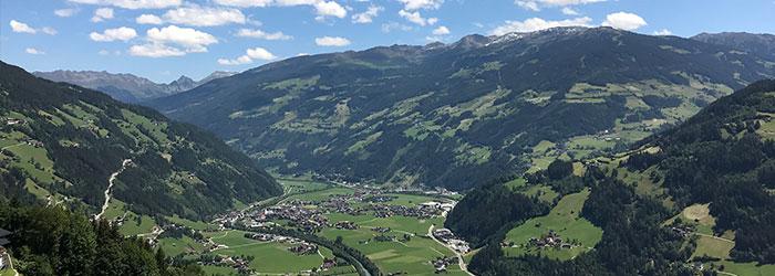Magdalena Hütte Zillertal