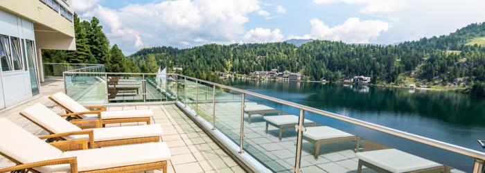 Turracher See Hotel Panorama
