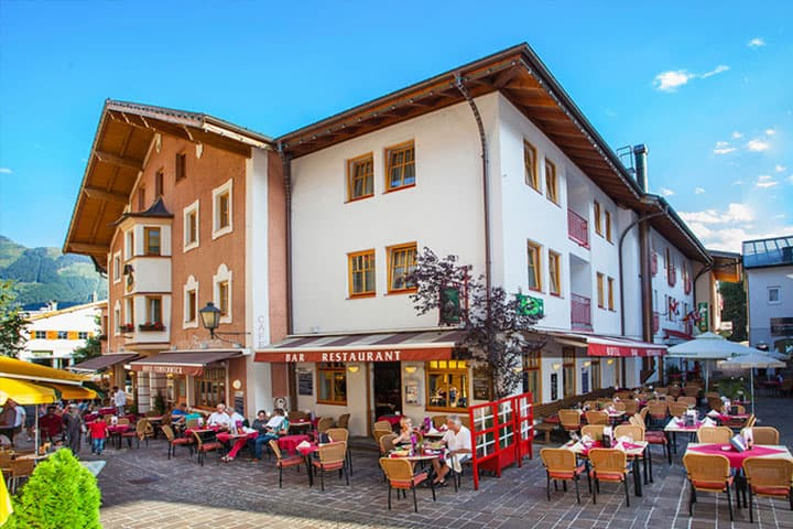 Hotel Cella Central Zell