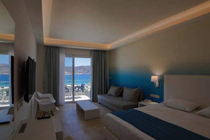 Karpathos Urlaub Zimmer