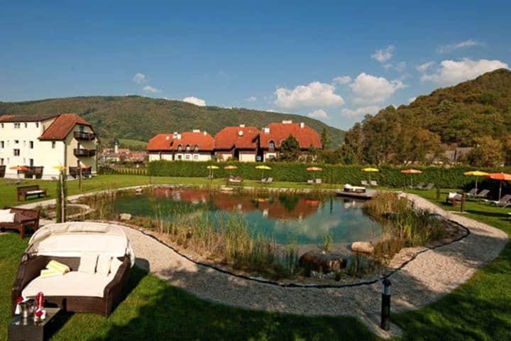 Residenz Wachau Teich