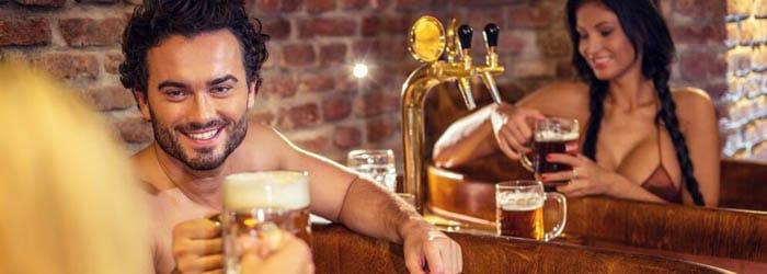Bier Spa Prag