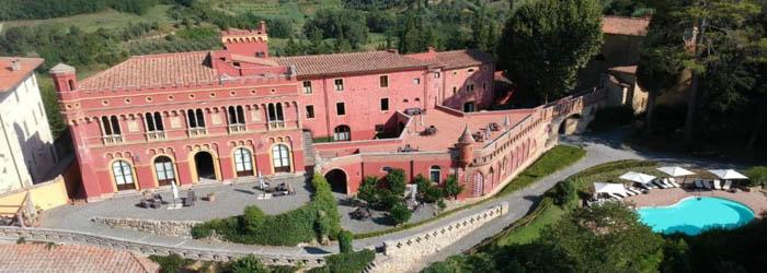 San Ruffino Resort – Toskana