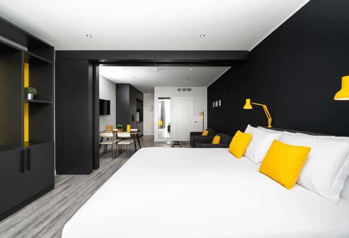 Hotel Venedig Zimmer