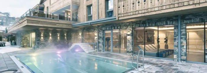 Mountain Hotel Luis – Kaprun