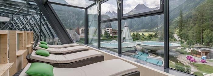 Aqua Dome Tirol – Therme Längenfeld